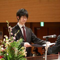 2015年卒業式